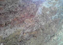 Fire Bordeaux Granite at Barra & Trumbore